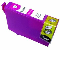 Epson T1283 Magenta Compatible Inkt Cartridge Incl. Chip
