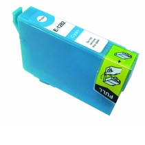 Epson T1282 Cyan Compatible Inkt Cartridge Incl. Chip