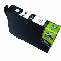 Epson T1281 Black Compatible Inkt Cartridge Incl. Chip