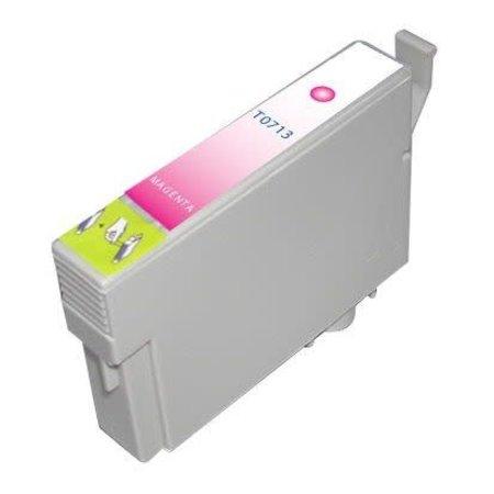 Huismerk Epson T0713 Magenta Compatible Inkt Cartridge Incl. Chip