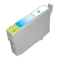 Epson T0712 Cyan Compatible Inkt Cartridge Incl. Chip
