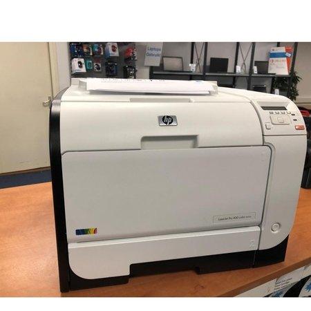 HP M451dn Color LaserJet Pro 400 color used Printer