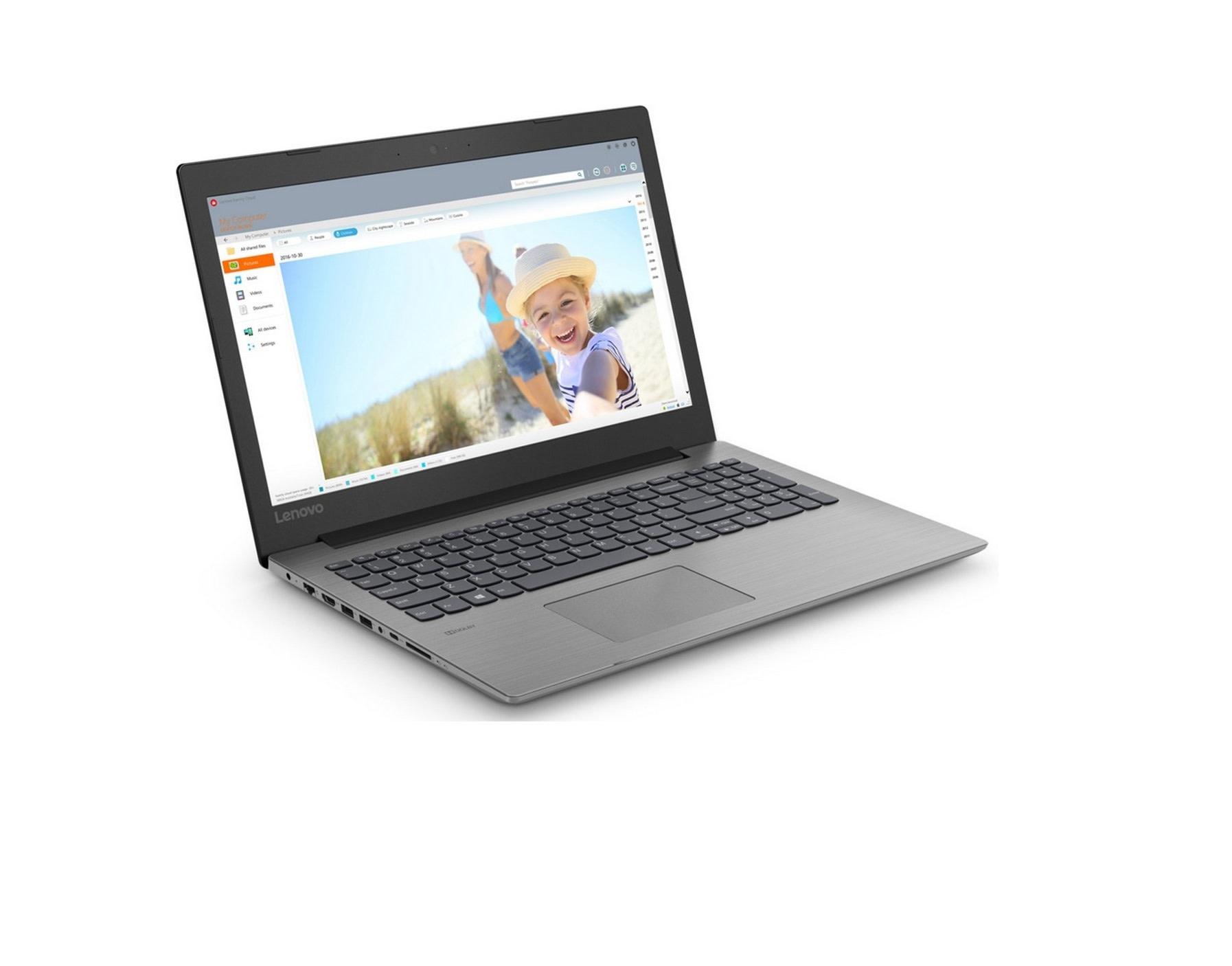 Lenovo Ideapad 330 Ryzen 7 8GB 240Gb SSD RX540 15.6'' FHD scherm Win 10 Pro laptop