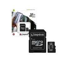 32Gb A1 100Mb/s Micro SDHC card incl. adapter