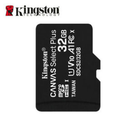 Kingston 32Gb A1 100Mb/s Micro SDHC card incl. adapter