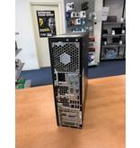 HP 8200 Elite SFF i5-2500 3.3Ghz 4Gb 256Gb SSD Windows 10 Pro used PC