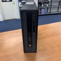 ProDesk 600 G1 i3-4130 3.4Ghz 4Gb 256GB SSD Windows 1 Pro PC
