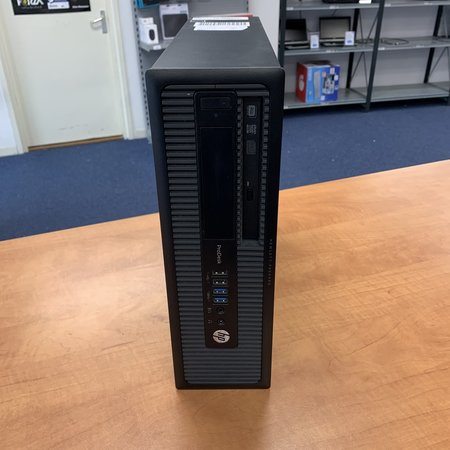 HP ProDesk 600 G1 i3-4130 3.4Ghz 4Gb 256GB SSD Windows 1 Pro PC