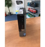Dell Optiplex 7010 i5-3475S 4GB 256Gb SSD Windows 10 Pro used PC