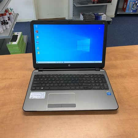 HP HP 250 G3 Cel N2840 4Gb 120Gb SSD 15.6 inch Windows 10 Home used laptop