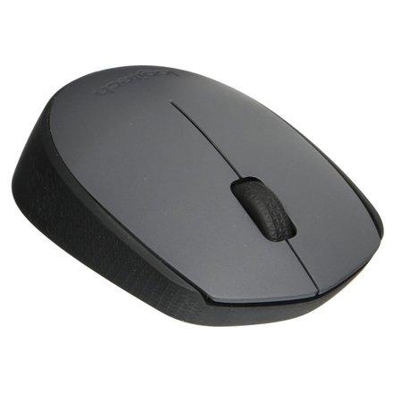 Logitech M170 draadloze muis Black