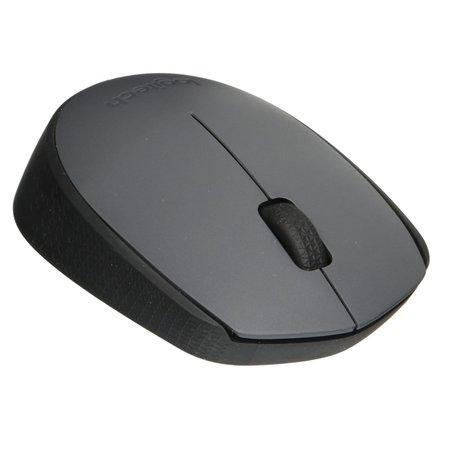 Logitech B170 draadloze muis Black