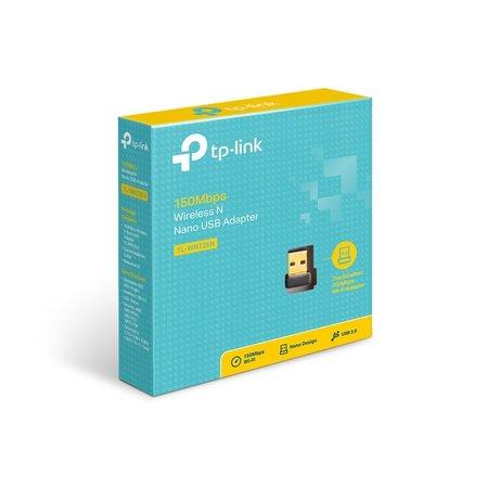 TP-Link TL-WN725 150Mbps Wireless 2.4Ghz USB stick Nano WiFi Adapter / Dongel