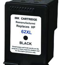 HP 62 XL Black huismerk inkt Cartridge
