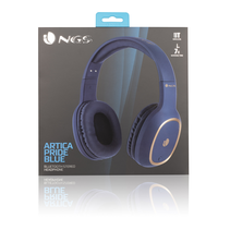 Artica Pride Bluetooth stereo headset | Blue