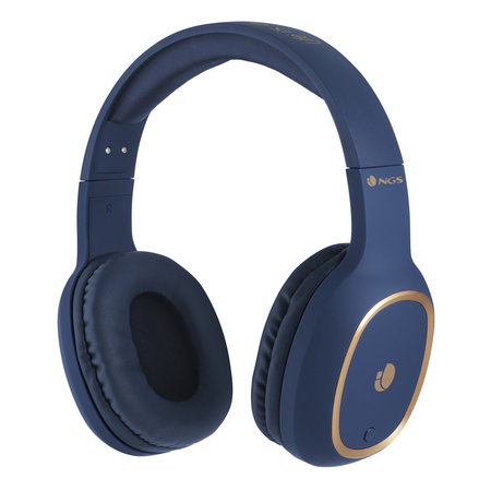 NGS Artica Pride Bluetooth stereo headset   Blue