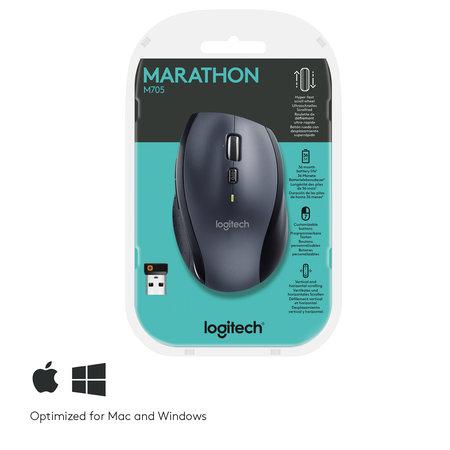 Logitech Logitech Marathon M705 muis