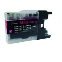 Huismerk Brother 1240 XL Magenta Inkt Cartridge