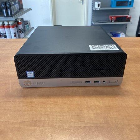 HP 400 G5 i3-8100 4Gb 128Gb SSD W10P DT PC