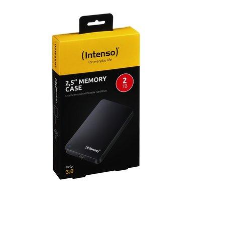Intenso 2Tb (2000Gb) Externe USB 3.0 Harddisk