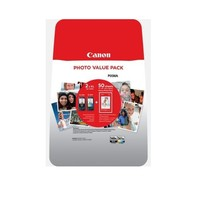 Canon 560 BK XL + 561 Color XL Set inkt Cartridge