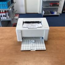 LaserJet Pro M102a A4 zwart-wit USB laserprinter