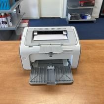 LaserJet P1102 A4 zwart-wit USB laserprinter