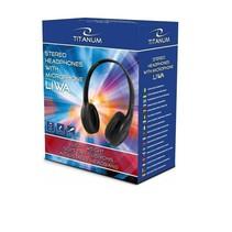 LIWA TH114 Headset met Microfoon via jack plug