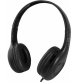 Titanum LIWA TH114 Headset met Microfoon via jack plug