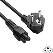 Mickeymouse / Cloverleaf C5 kabel apparaat snoer 230Volt new / used