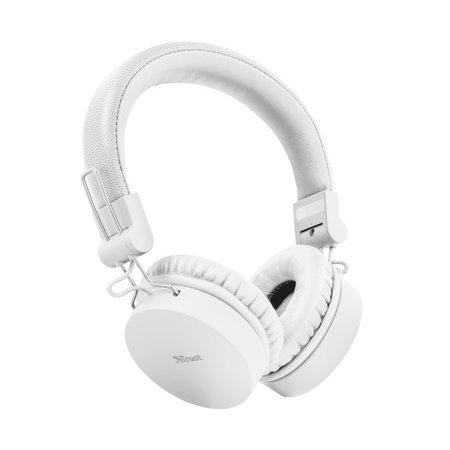 Trust Tones Bluetooth stereo headset | White