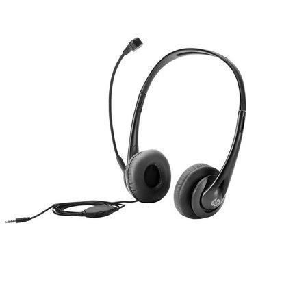 HP Headset met microfoon 3.5mm jack aansluiting