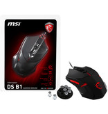 MSI DS B1 bedraad optical GAMING muis
