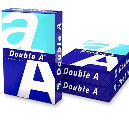Double A 80 Grams Pak A4 Papier