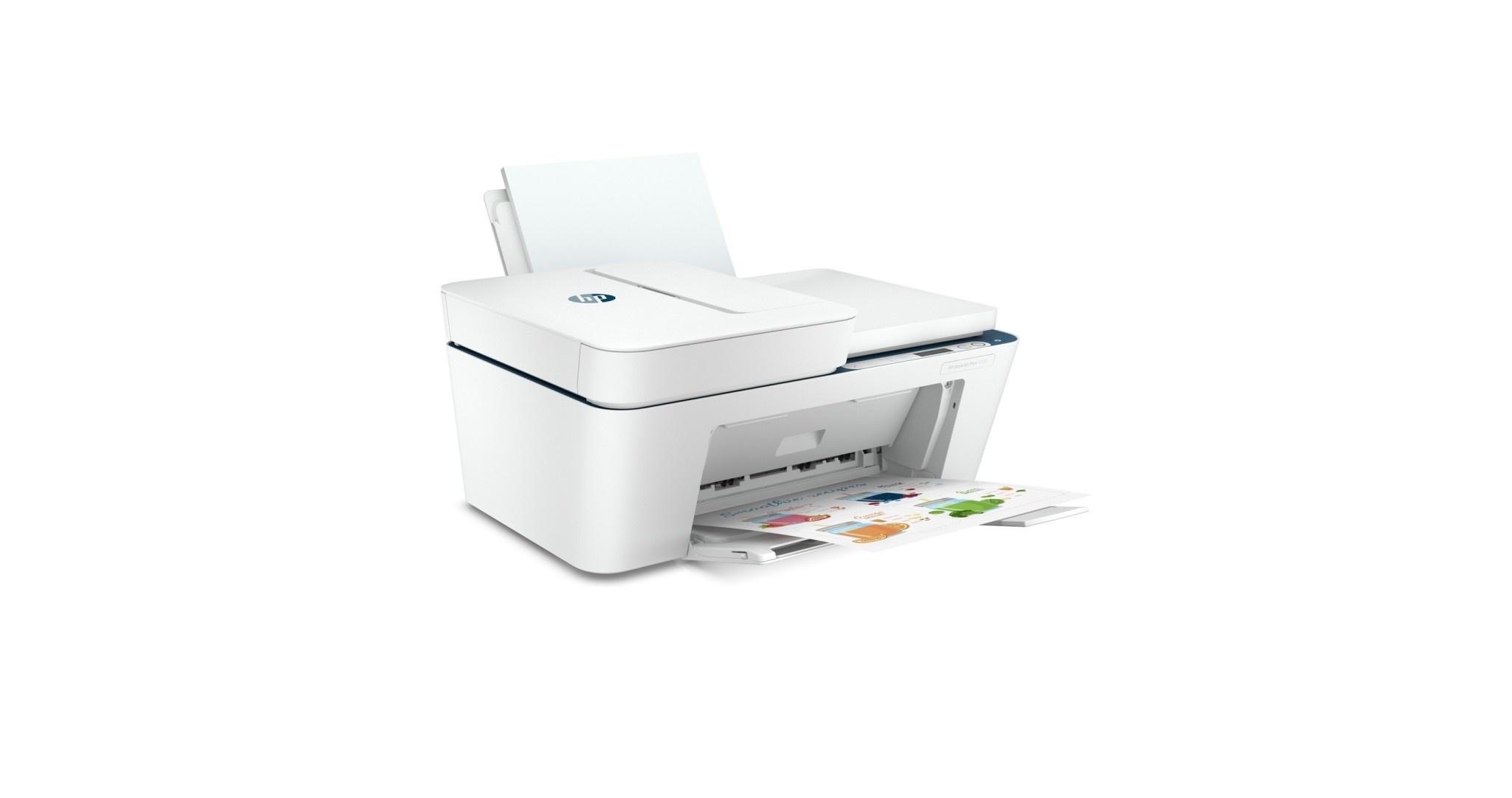 HP Deskjet Plus 4130 A4 All in One Printer met WiFi