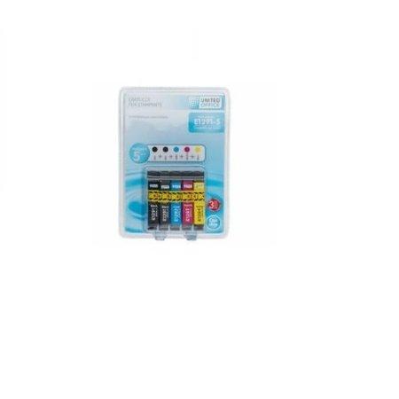Huismerk Epson T1291 ( T191 - T1294 ) Set  inkt Cartridge Incl. Chip