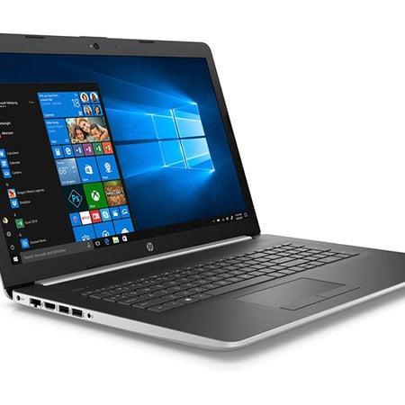 HP 17 touch Core i5-8265U 8GB 256Gb SSD + 2Tb HDD 17.3 touchscreen  W10 Renew laptop