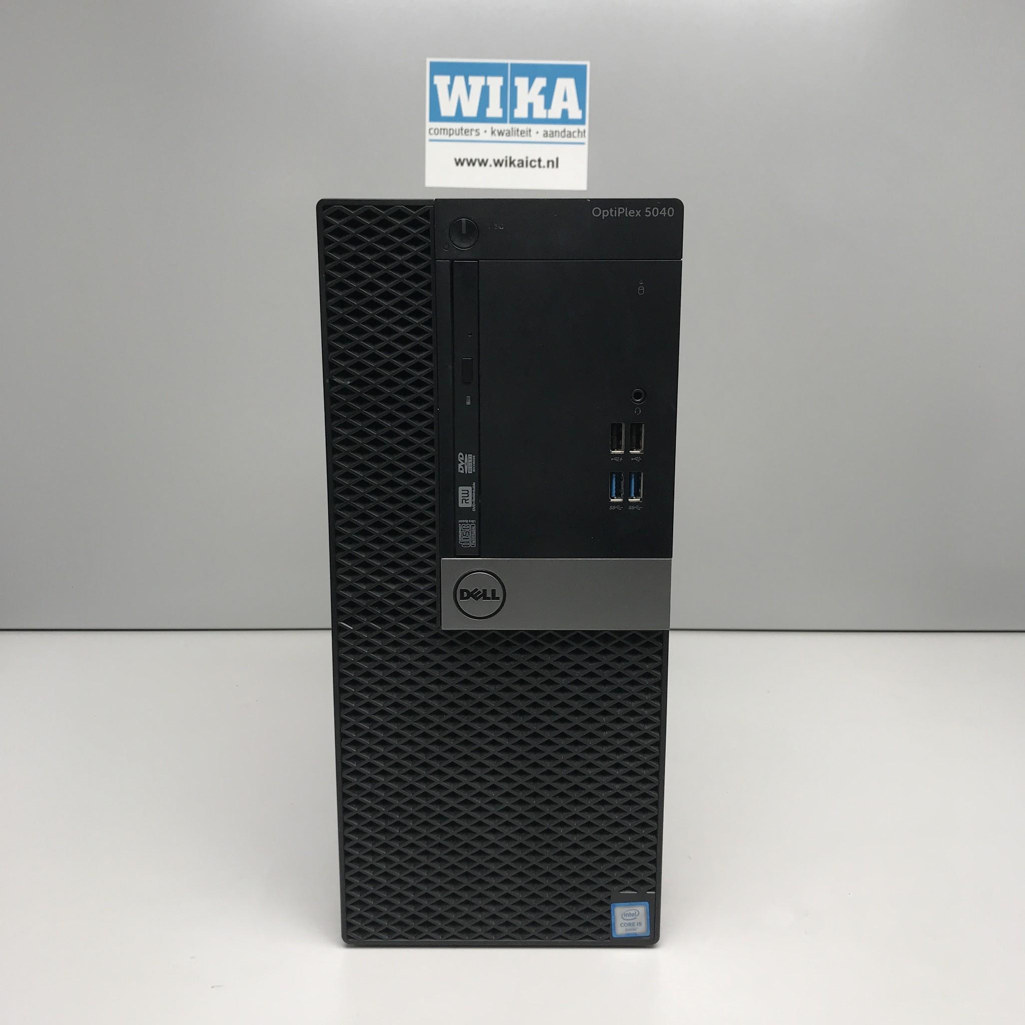 Dell Optiplex 5040 i5-6500 3.2Ghz 8Gb 256GB SSD Windows 10 Pro PC