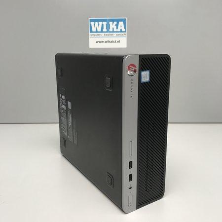HP Prodesk 400 G4 Intel i5 7500 3.4Ghz 8Gb 240Gb SSD Windows 10 Pro