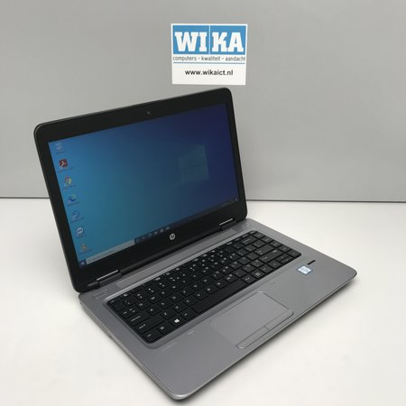 HP Probook 640 G2 Core i5 8Gb 256gb SSD 14.1 W10p laptop
