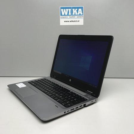 HP Probook 650 G2 i5-6200U 128 GB SSD 15 inch laptop