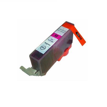 Huismerk Canon 526M Magenta inkt Cartridge  Incl. Chip huismerk