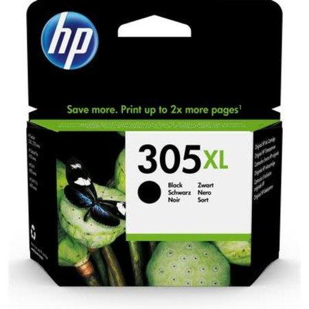 HP 305 XL Origineel Black inkt Cartridge