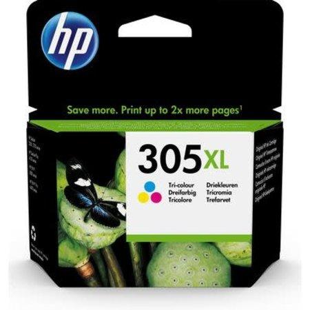 HP 305XL Origineel Color inkt Cartridge