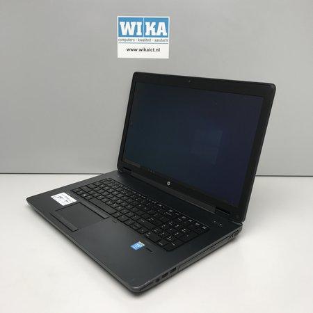 HP Zbook 17 i7-4700Q 12Gb 128Gb SSD 17.3inch laptop