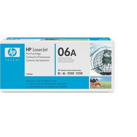 HP C3906A 06A Black toner