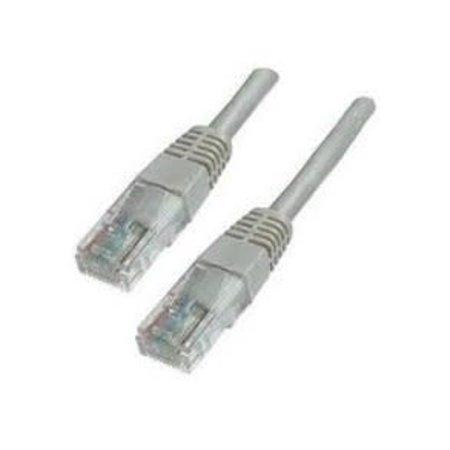 Netwerk internet kabel utp 15 meter Cat5e grijs
