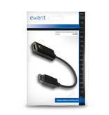 Ewent EW9869 Displayport naar HDMI Adapter 10cm kabel