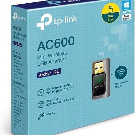 TP-Link Archer T2U AC600 WLAN WiFi USB Dongel