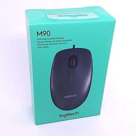 Logitech M90 usb bedraad muis